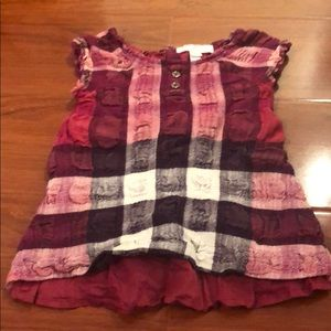 Authentic Burberry Baby Dress